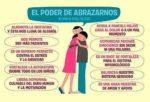 Beneficios de un abrazo