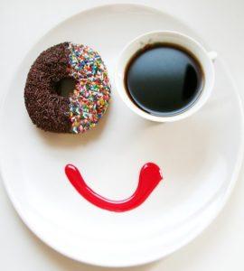 comida feliz