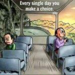 Cada día elegimos dónde sentarnos