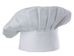 gorro cocinero