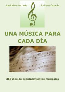 Portada Una música para cada día