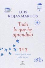 Nuevo libro del Dr. Luis Rojas Marcos