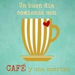 La taza de café. Disfruta de la vida, no de las cosas.