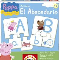 peppa pig el abecedario