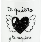 taza mr wonderful te quiero