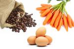 Cuento de la zanahoria, el huevo y el grano de café