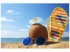 felicidad vacaciones
