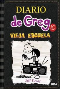 libro diario de greg