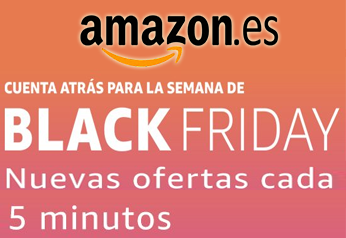 black friday amazon chollos