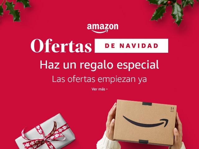 ofertas chollos regalos navidad amazon